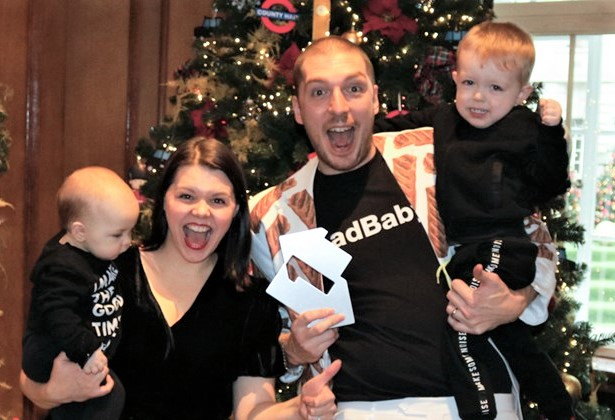 LadBaby scores Christmas 2018 number one