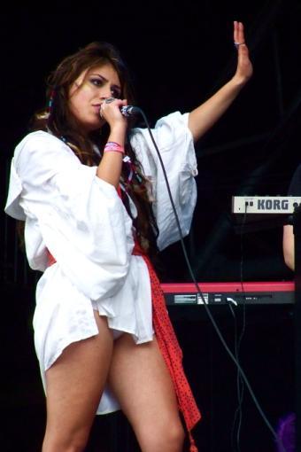 Gabriella's pants performance